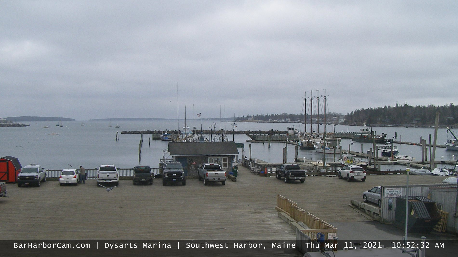 Southwest Harbor Maine Webcam